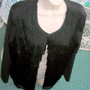 ❤️ NEW Anthony Original Jacket Elegant Black Large